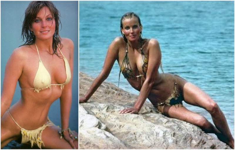 Bo Derek's height, weight and body measurements