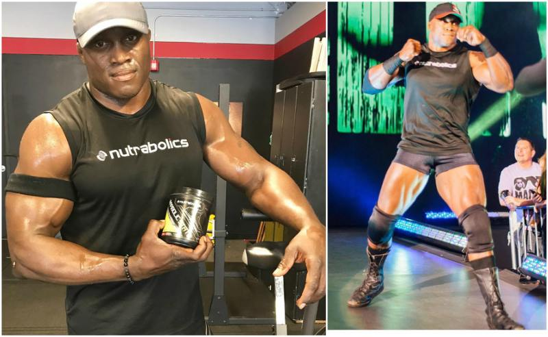 Bobby Lashley's height, weight and age
