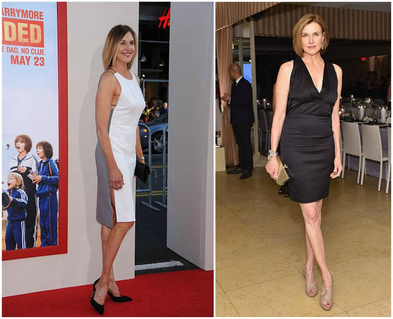 Brenda Strong's height, weight and body measurements