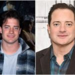 Stunning Brendan Fraser has lost his fitted body shape