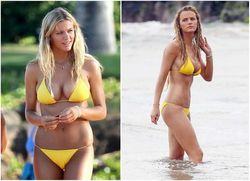 Brooklyn Decker's height, weight and body measurements