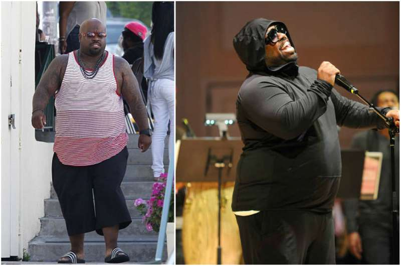 CeeLo Green's height, weight and age
