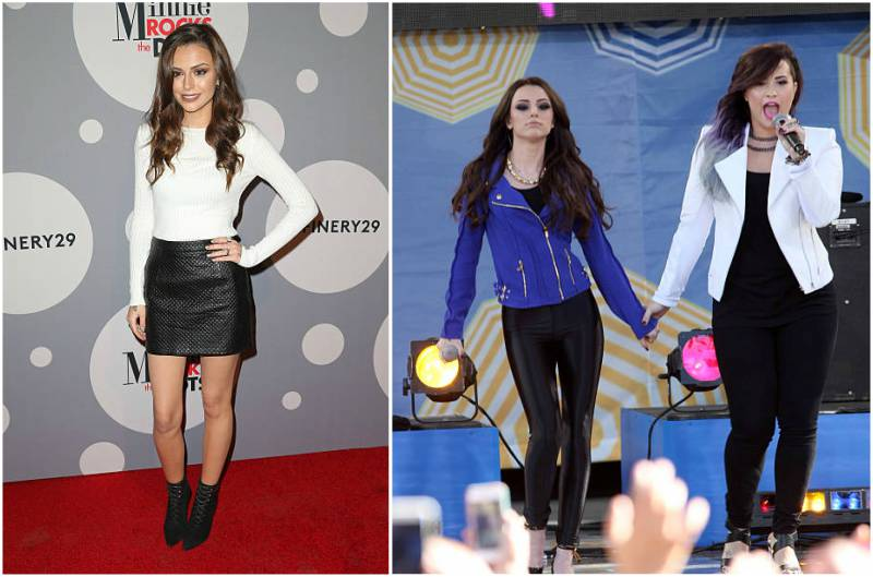 Cher Lloyd's height, weight and body measurements