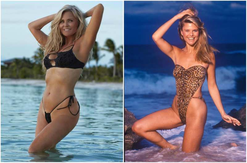 Christie Brinkley's height, weight and body measurements