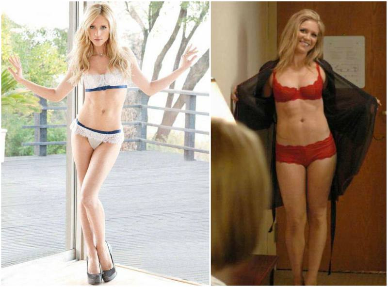 Brittany Snow Bikini