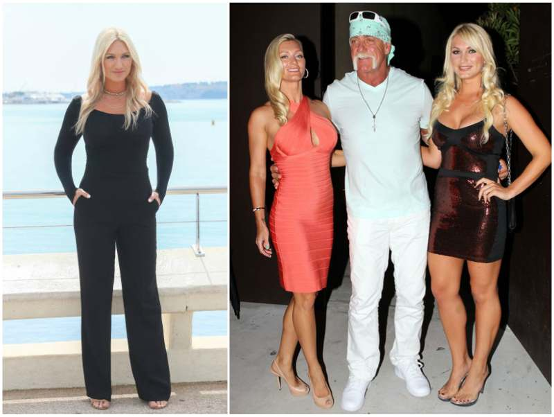 Brooke Hogan's height, weight and body measurements