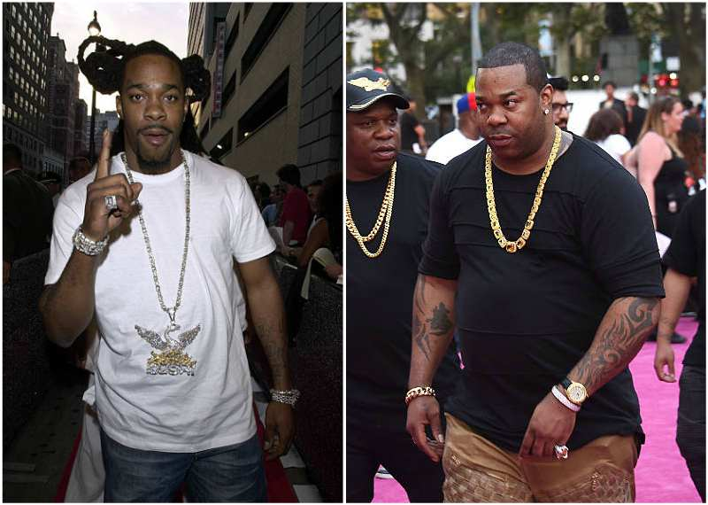 Busta Rhymes' height, weight and age