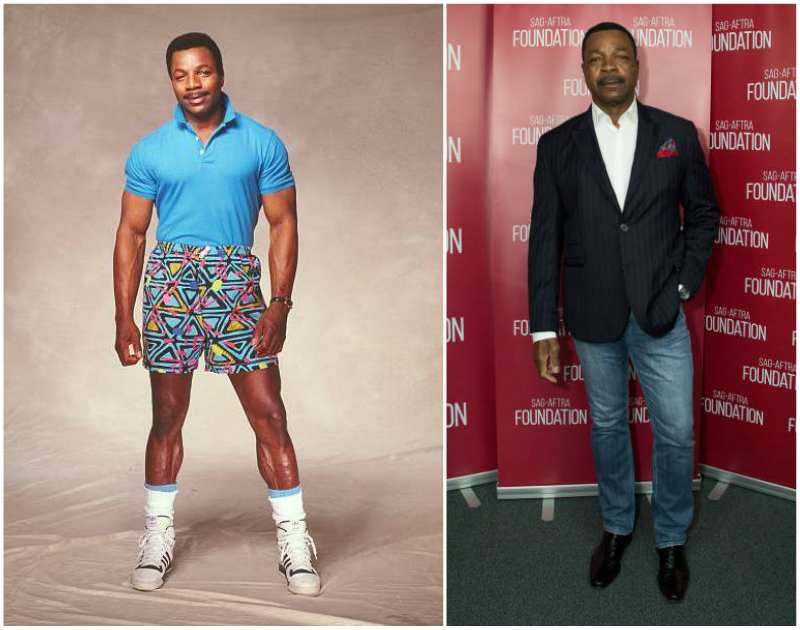 Carl Weathers' height, weight and age