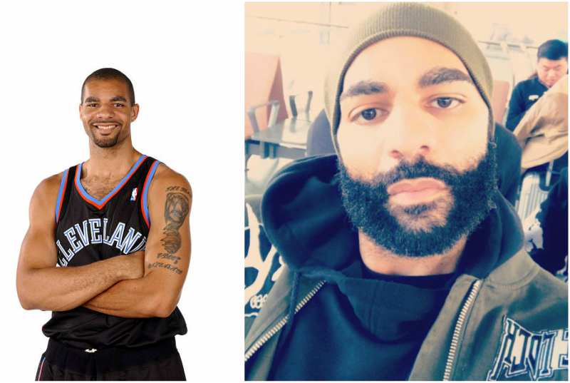 Carlos Boozer's eyes and hair color