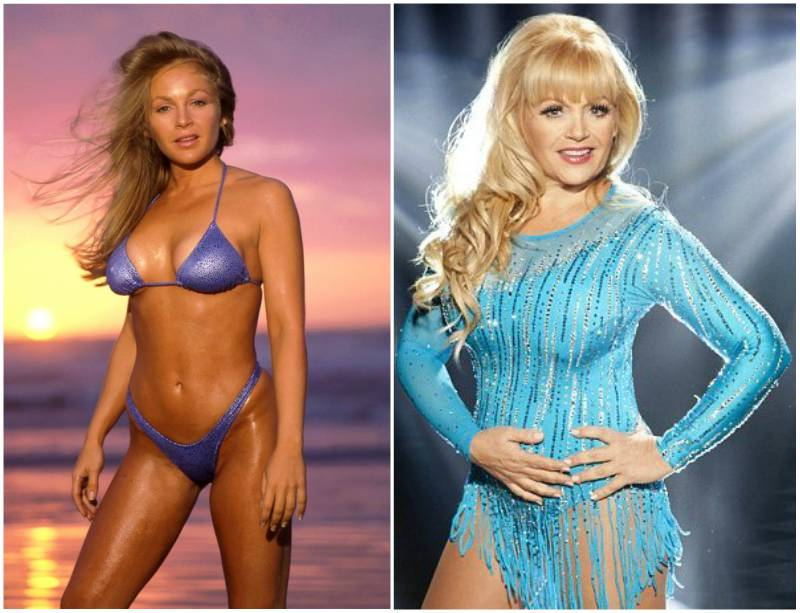 Charlene Tilton's height, weight and body measurements