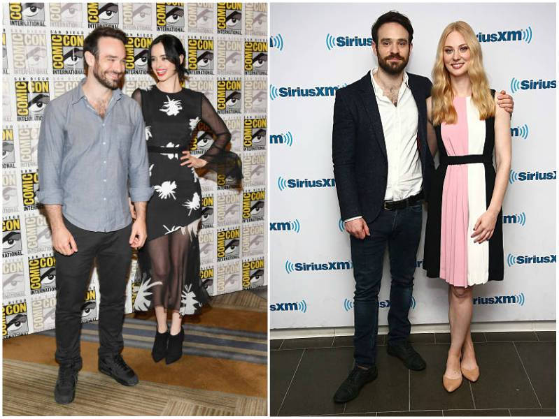 Charlie Cox's height, weight and body measurements