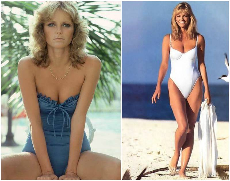 Cheryl Tiegs' height, weight and body measurements