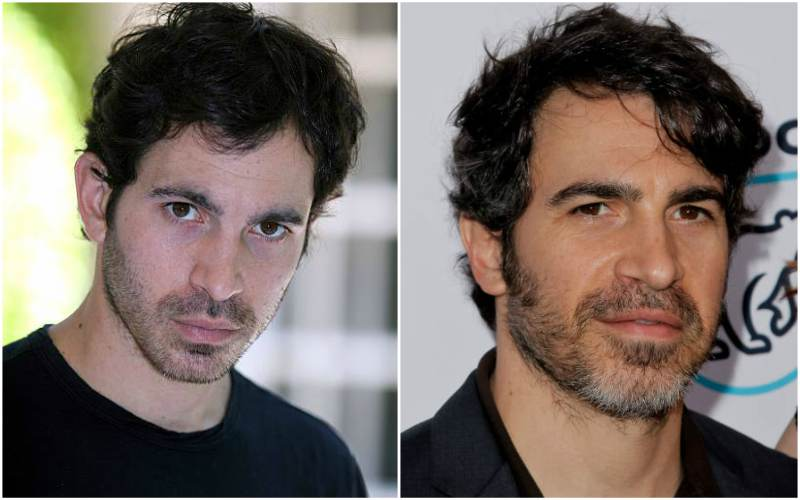 Chris Messina's eyes and hair color