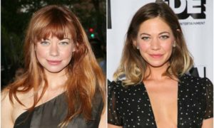 Analeigh Tipton's eyes and hair color