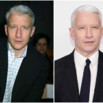 Anderson Cooper's height, weight. How he working on his body