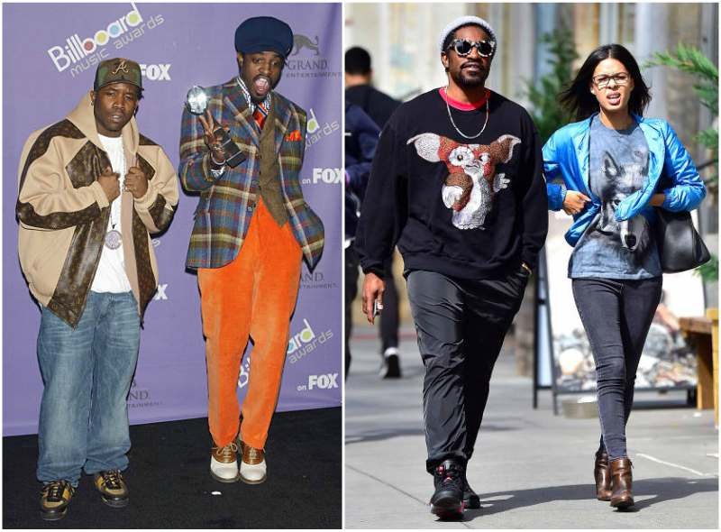 Andre 3000's height, weight and body measurements