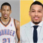 Andre Roberson's height, weight. How he gets his body in shape