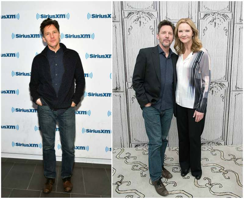 Andrew McCarthy's height, weight and age