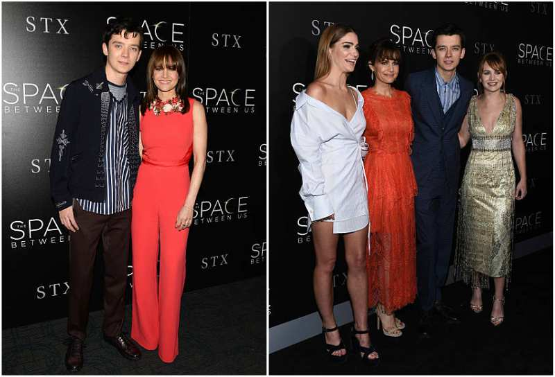 Asa Butterfield S Height Weight Challenge Of Physics For
