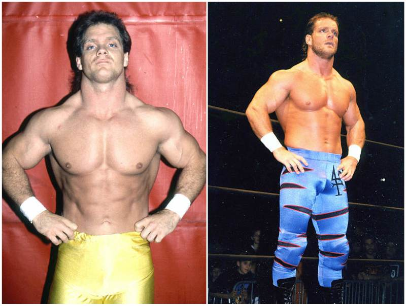 Chris Benoit's height, weight and age