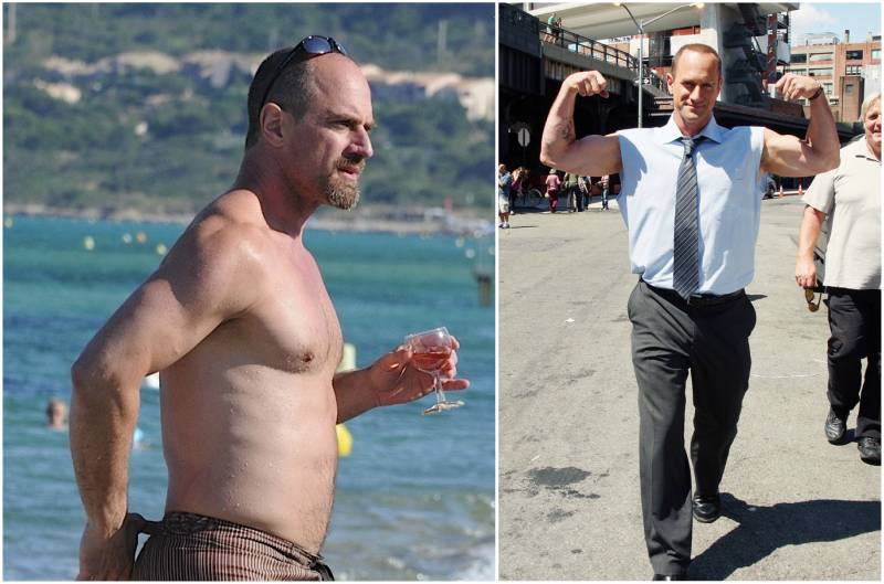 Christopher Meloni's height, weight and age