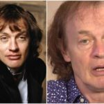 Angus Young's height, weight. He has reinvented his look