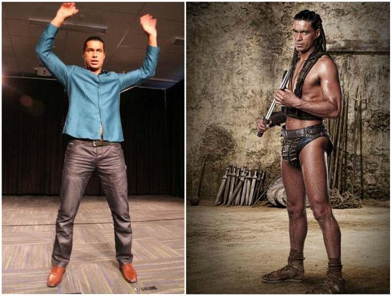 Antonio Te Maioha's height, weight and age