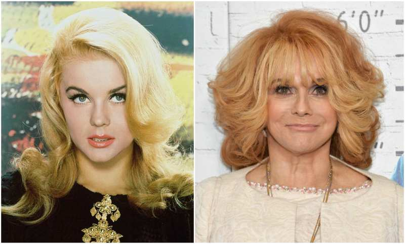 Ann Margret S Height Weight What Makes Her To Stay In Shape
