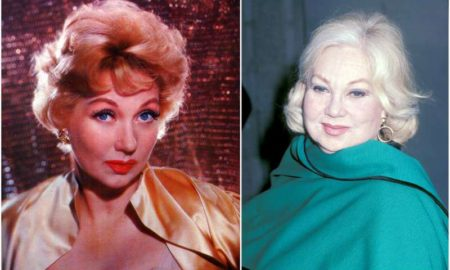 Ann Sothern's eyes and hair color