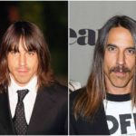Anthony Kiedis' height, weight. His mind blowing health transformation