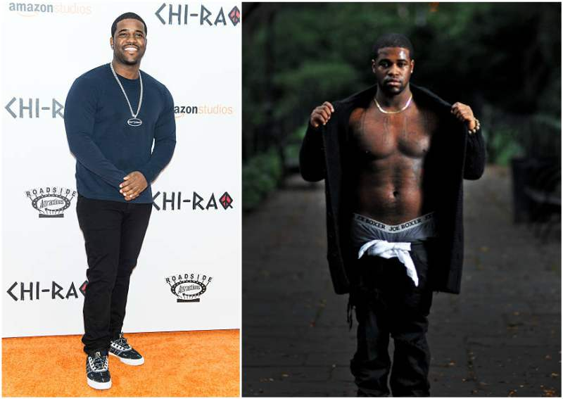ASAP Ferg's height, weight and age