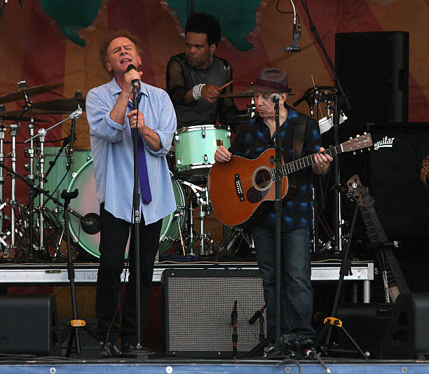 Art Garfunkel's height, weight and age