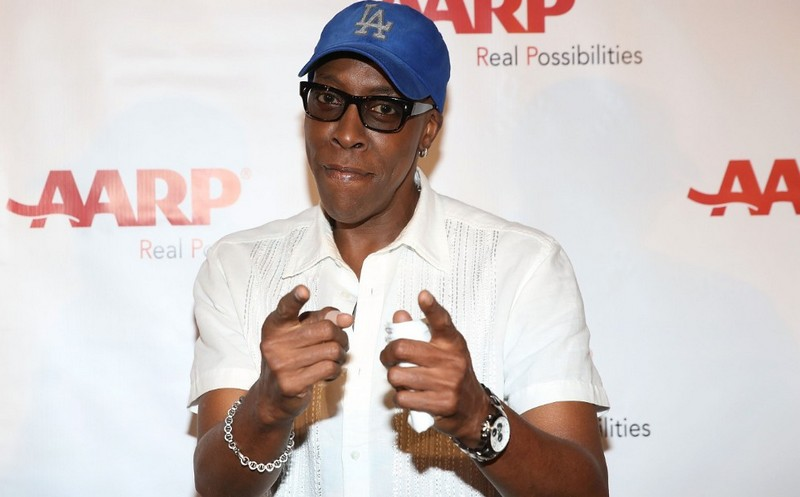 Arsenio Hall's height, weight and age