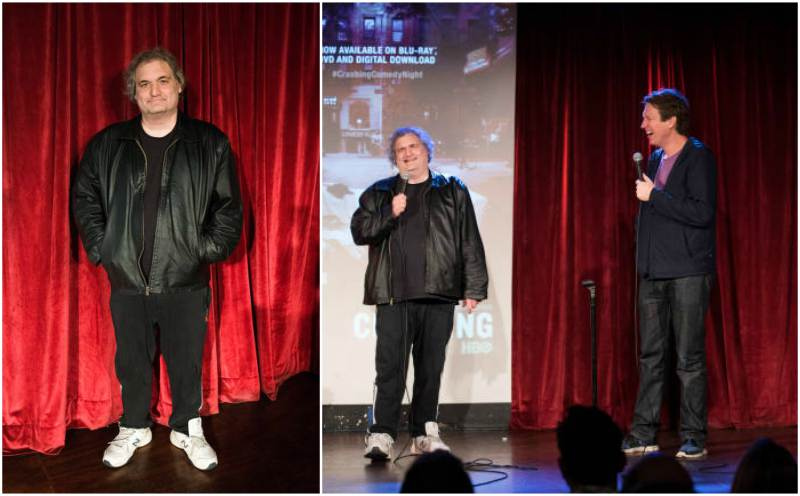 Artie Lange's height, weight and age