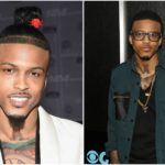 August Alsina's height, weight. His heart of gold