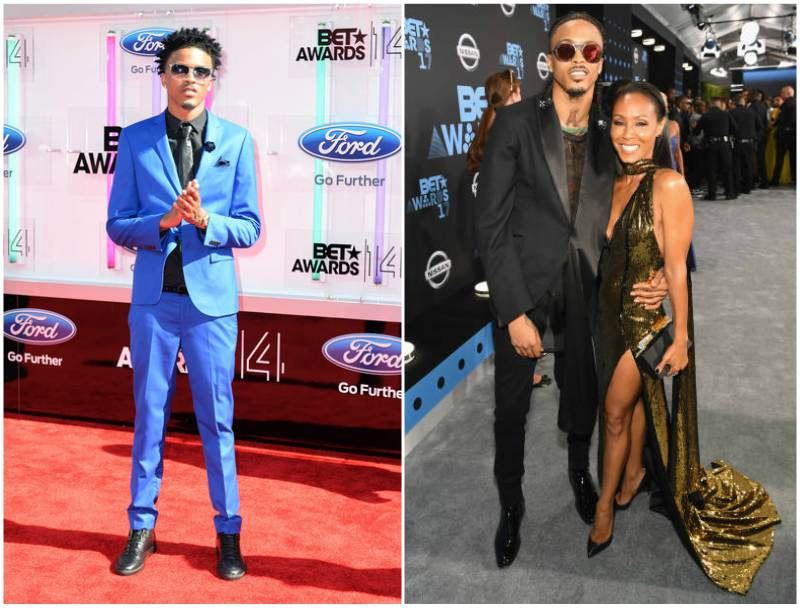 August Alsina's height, weight and age