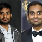 Aziz Ansari's height, weight. His food obsession