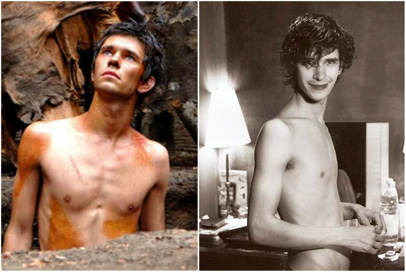 Ben Whishaw's height, weight and body measurements