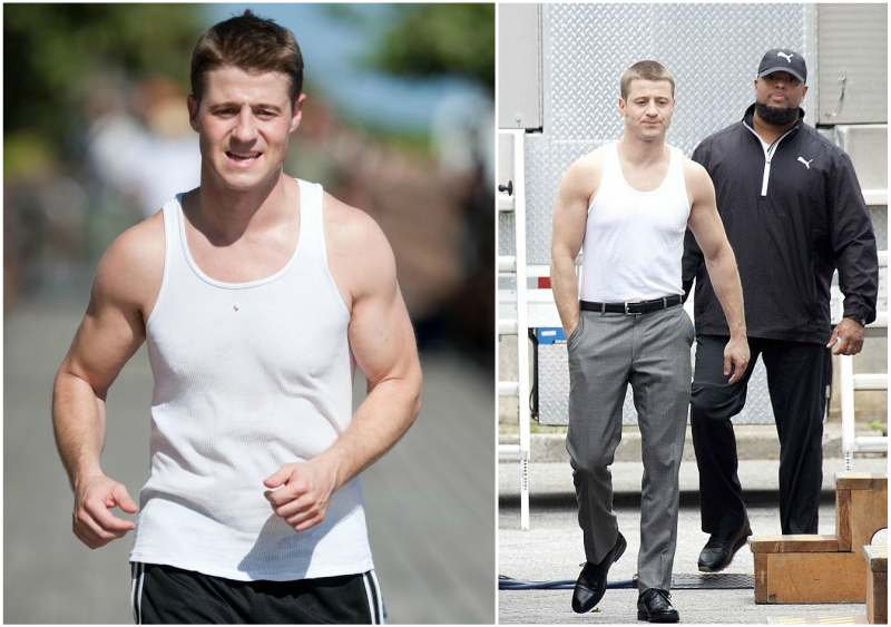 Benjamin McKenzie's height, weight and body measurements
