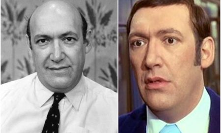 Bernard Bresslaw's eyes and hair color