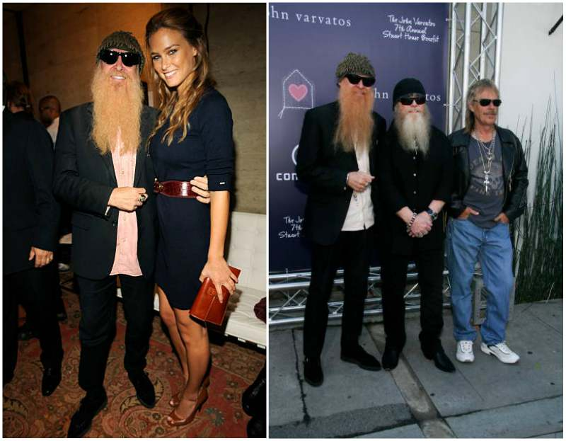 Billy Gibbons' height, weight and age