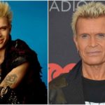 Fuel to Billy Idol's Passion. His height and weight