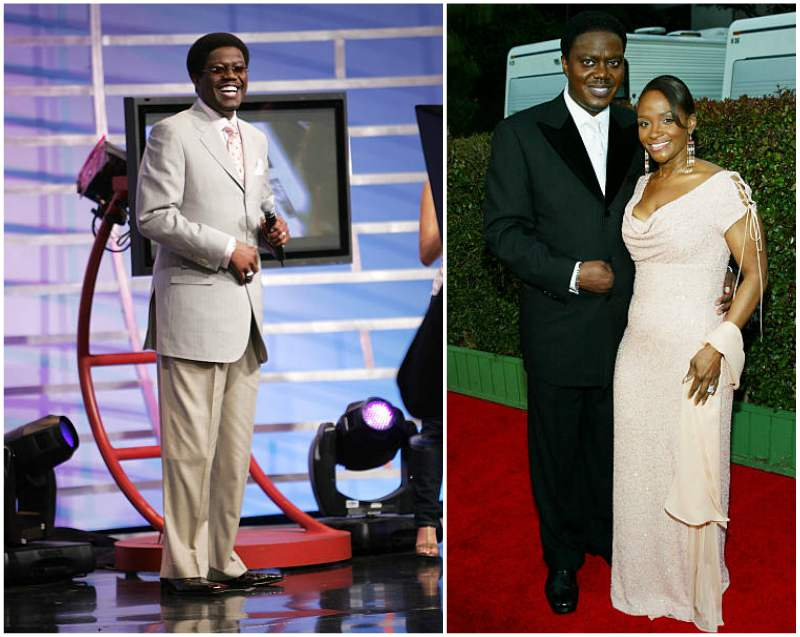 Bernie Mac's height, weight and age