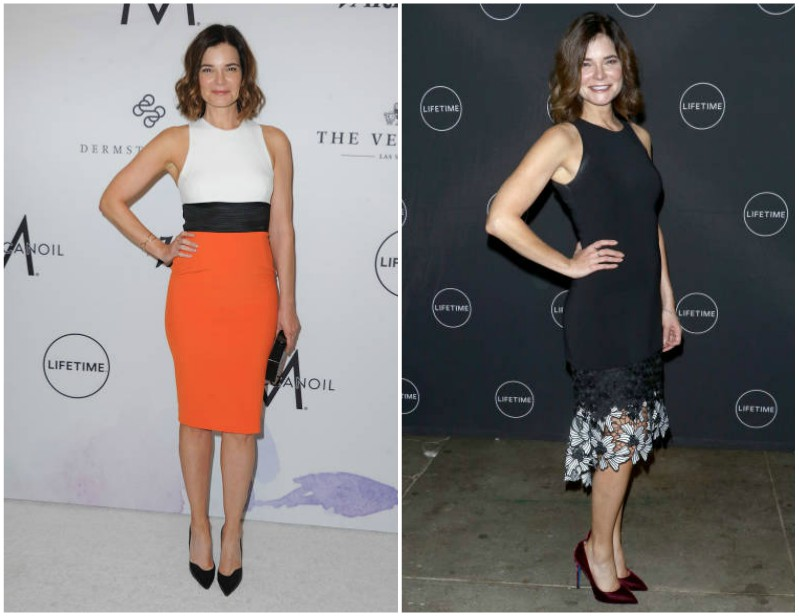 Betsy Brandt's height, weight and body measurements