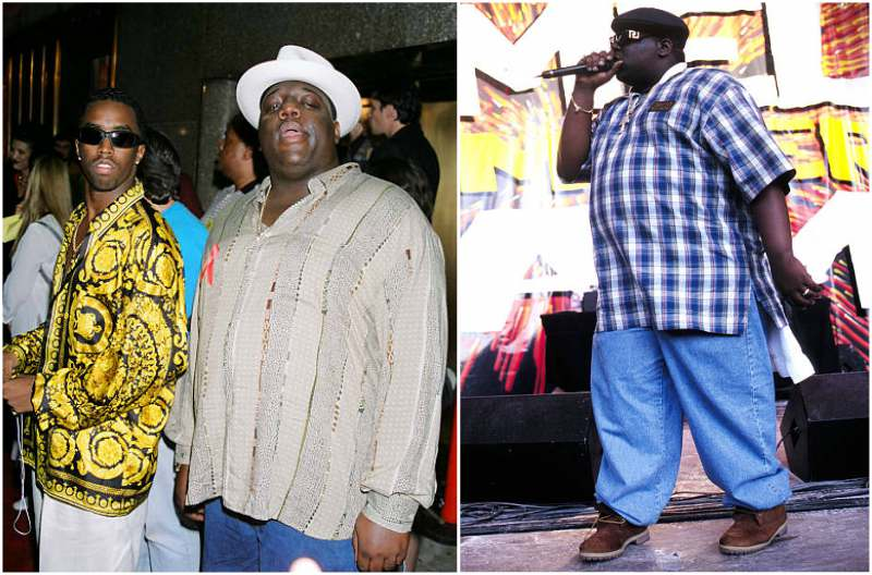Biggie Smalls' height, weight and age