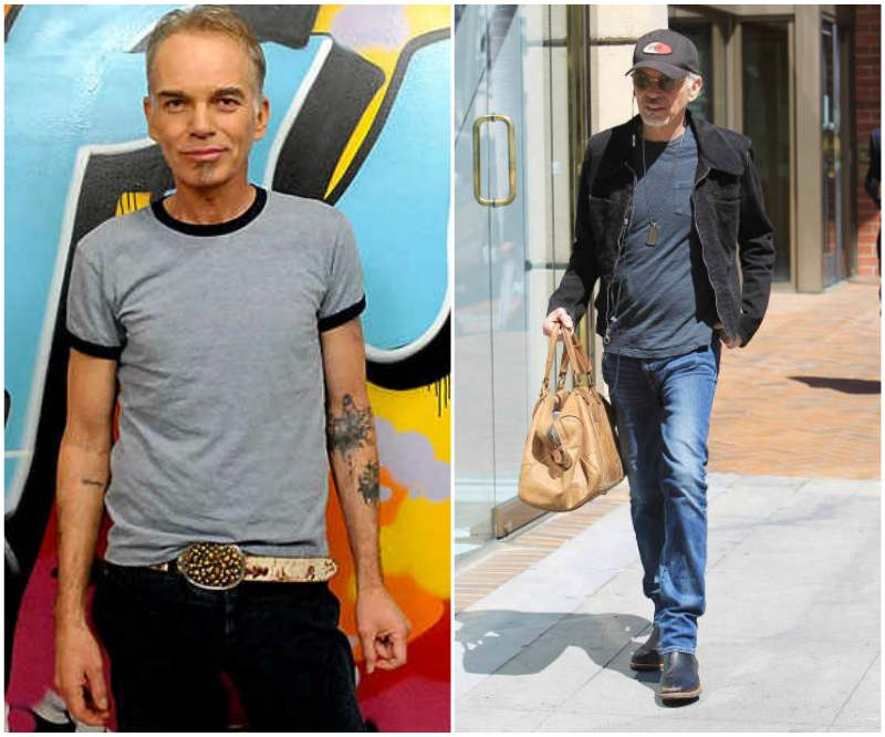 Billy Bob Thornton's height, weight and age
