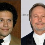 Billy Crystal's height, weight. His key to a happy family