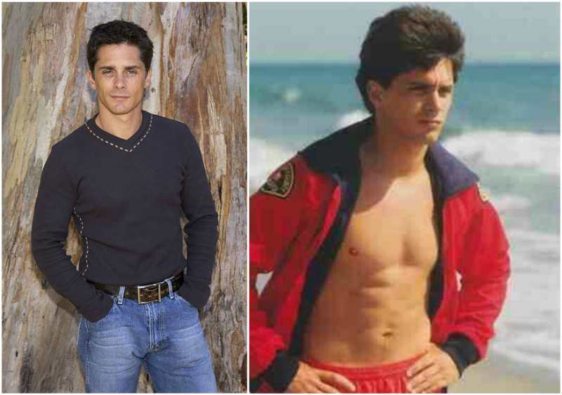 Billy Warlock's height, weight and age