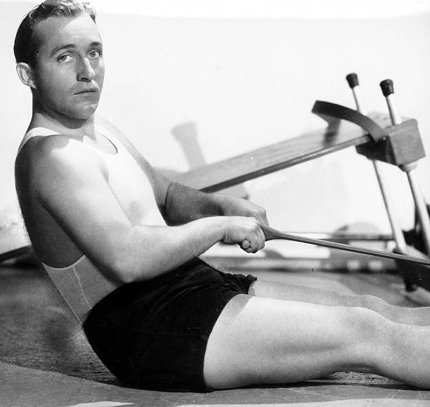 Bing Crosby's height, weight and age