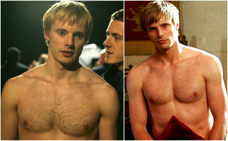 Bradley James' height, weight and body measurements